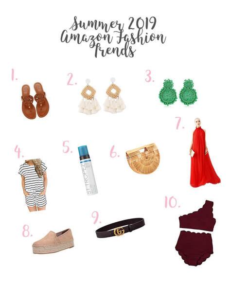 Top 10 Summer Amazon Fashion Trends