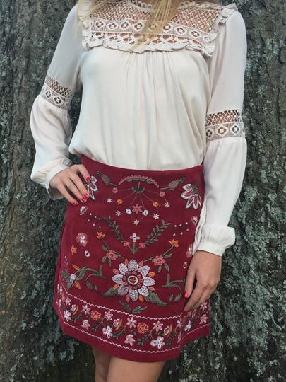 Embroidered Outfits