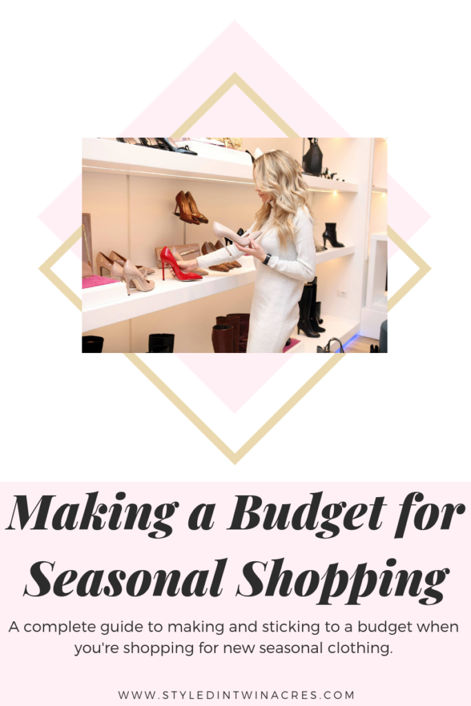 How to Make a Shopping Budget