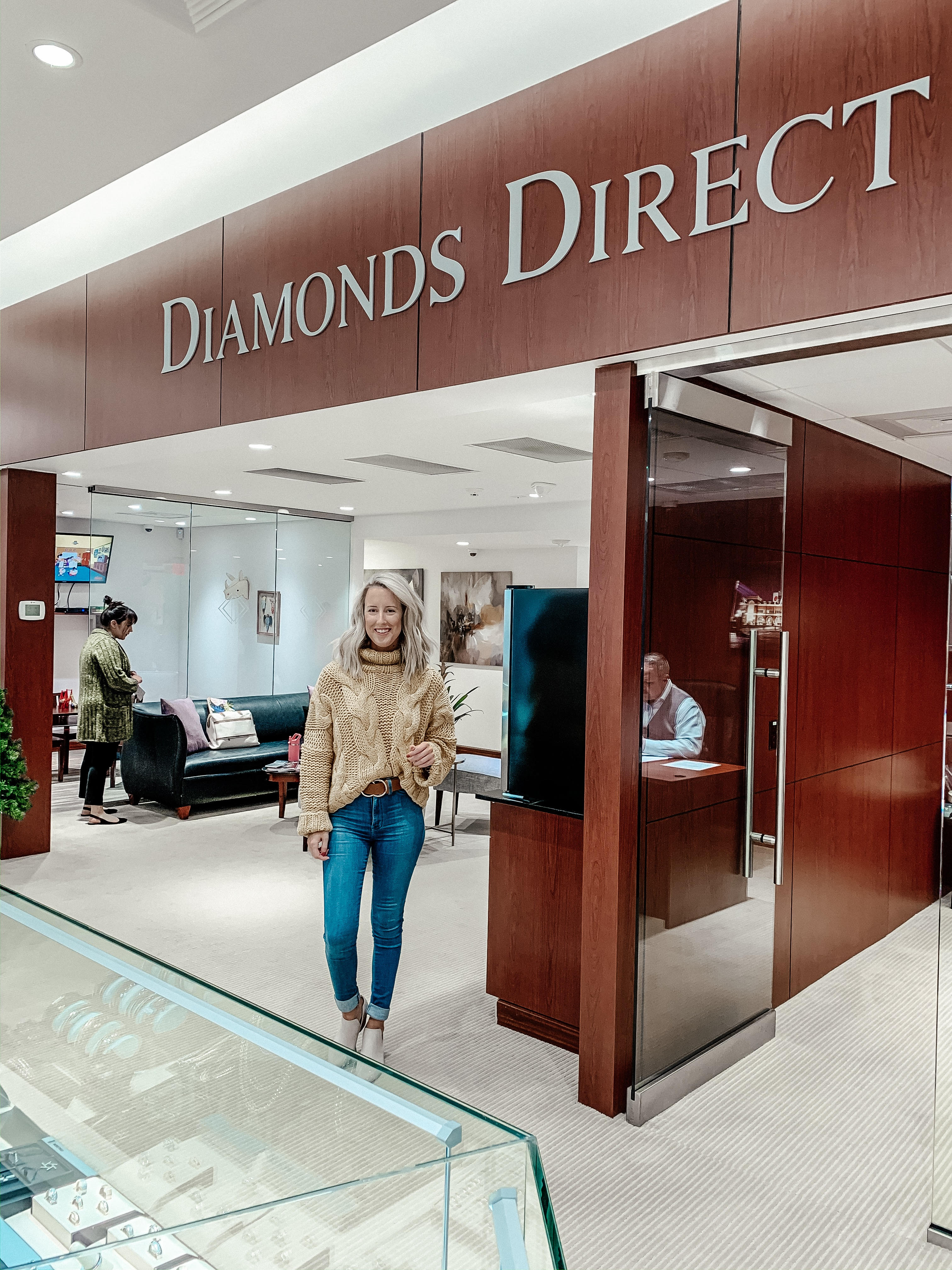 Diamonds Direct Holiday Event