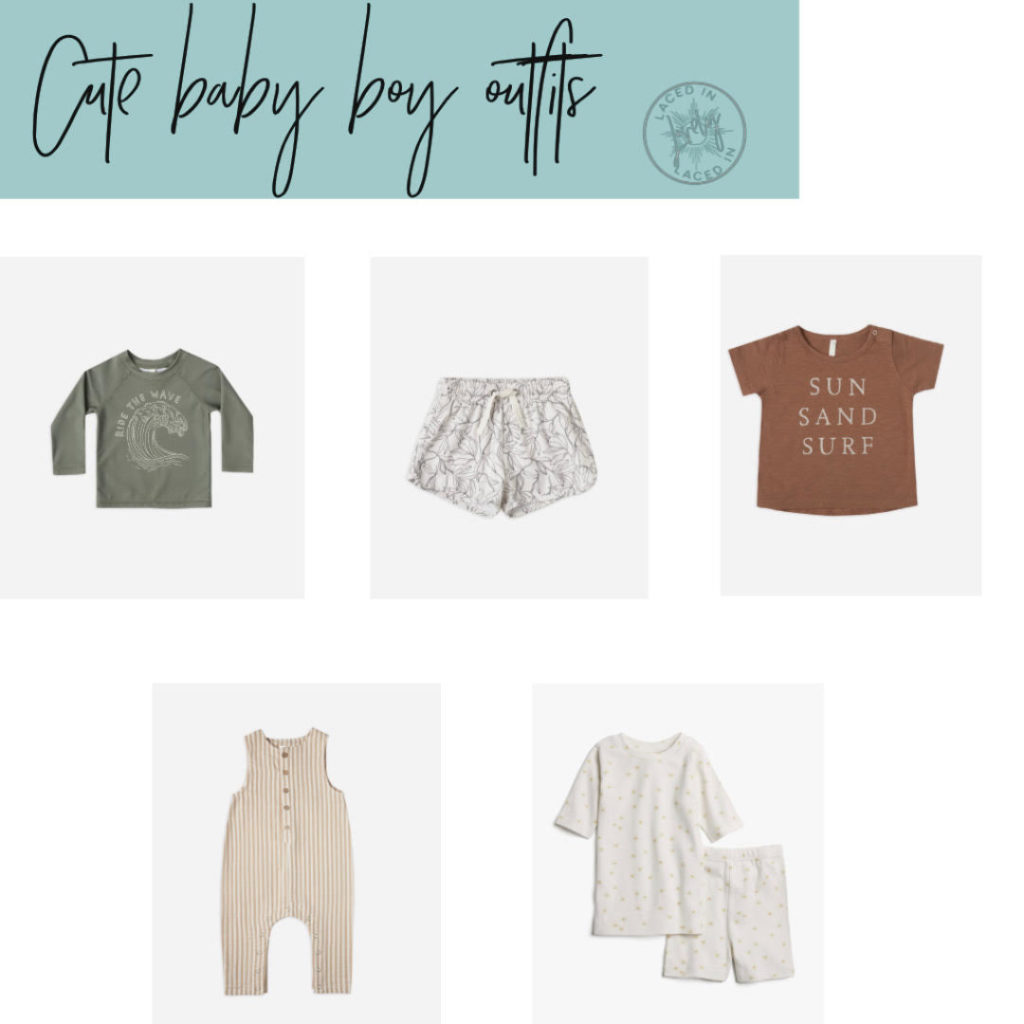 Cute Outfits for Baby Boys
