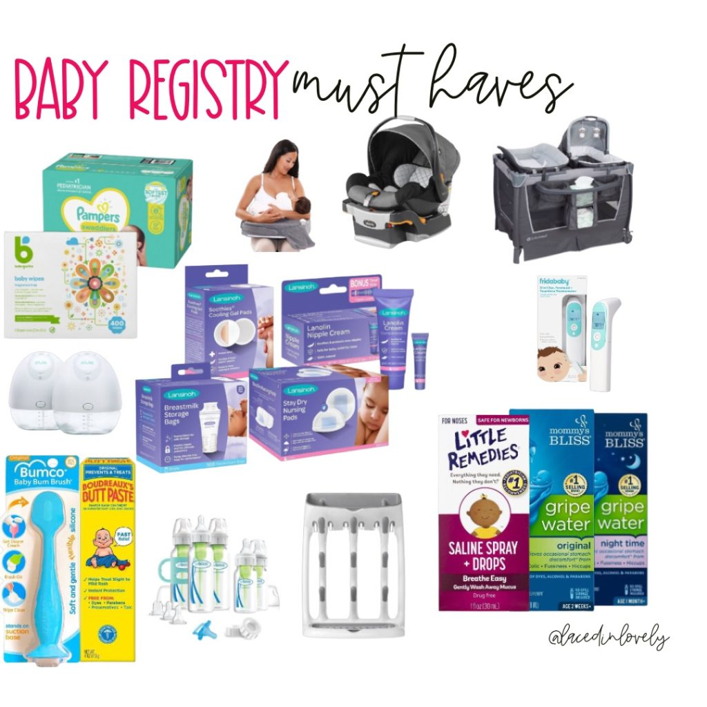 Baby Registry Tips and Tricks